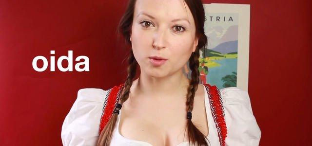 網上熱傳:如何一個字融入維也納人群?