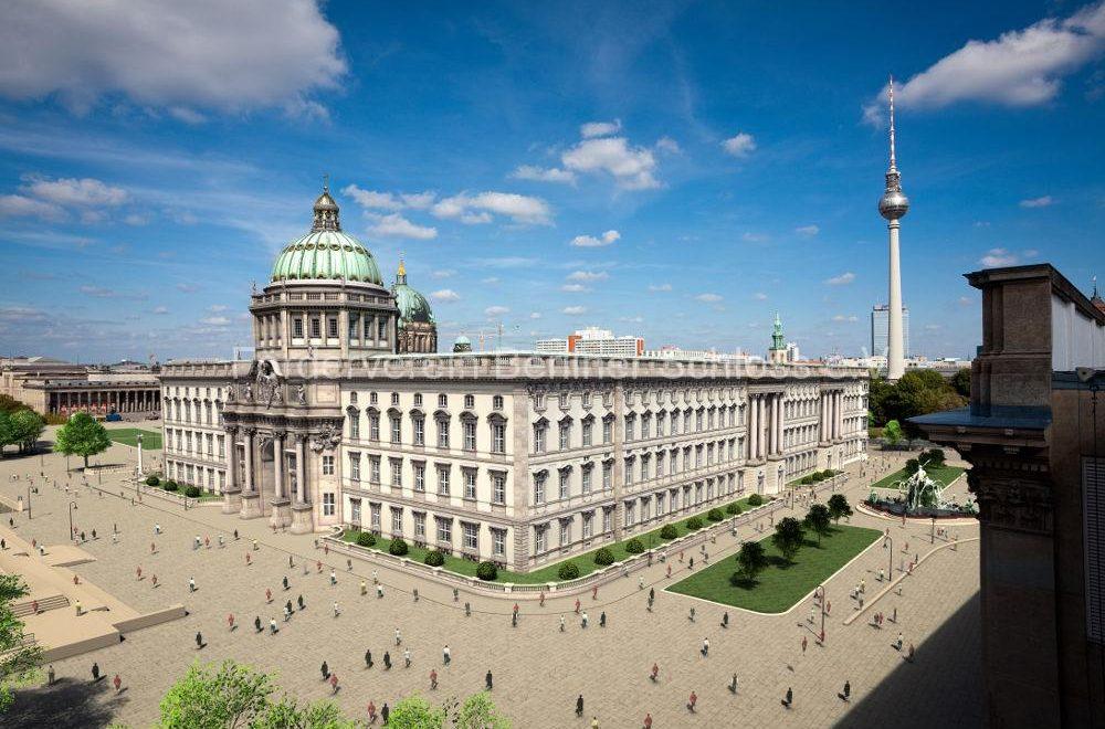 柏林重建皇宮 頂部裝唔裝十字架竟然係爭論?