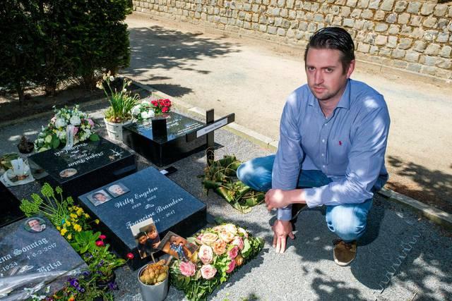 比利時墳場 同名死者葬埋一齊