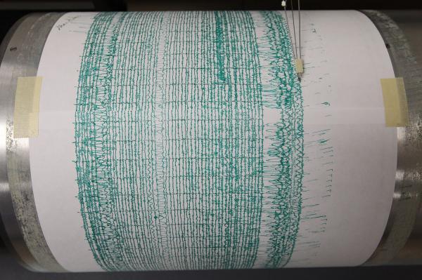 加州地震局發出92年前「地震速報」?