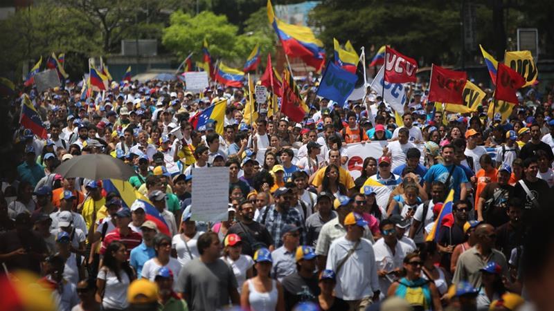 委內瑞拉法院要控告檢察總長瀆職