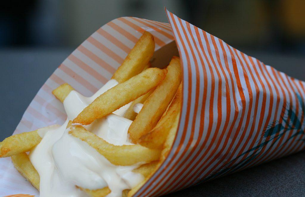 建議薯條炸前要漂白 歐盟辣罄比利時官員