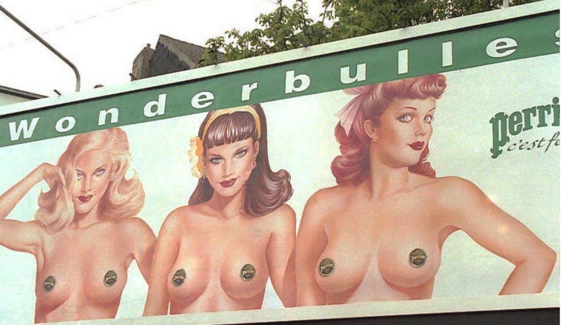 柏林市政府打算禁止「衣著性別歧視」廣告?