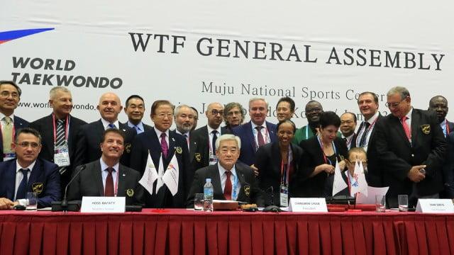 世界跆拳道聯盟縮寫變粗口 被迫改名