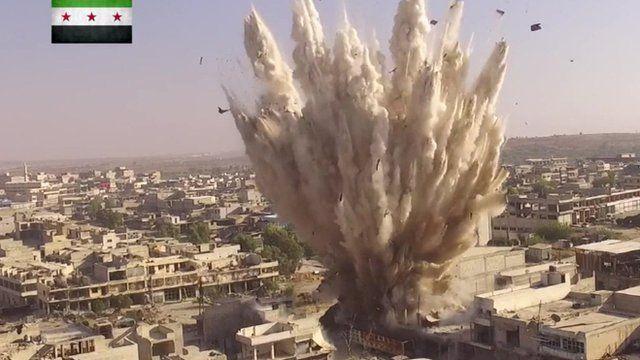 超譯法國社論:露西亞如何係媒體上大勝阿勒頗之戰?