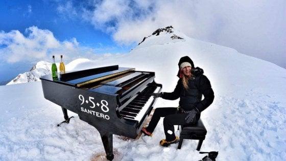 呢個可能係全世界海拔最高嘅音樂會?