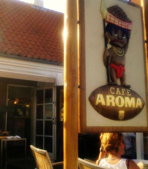 丹麥咖啡廳用黑人做標誌 俾人投訴種族歧視