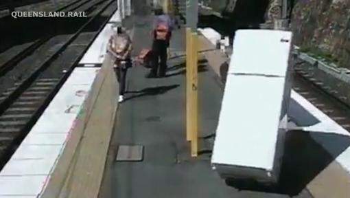 澳洲鐵路部門警告市民唔好再用火車搬屋