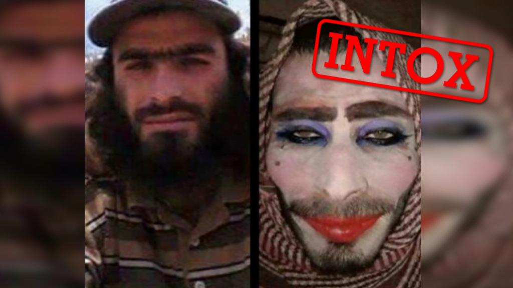 「伊斯蘭國」 (DAESH / ISIS ) 扮女人逃走 原爲假新聞 全世界媒體大炒車