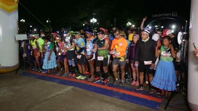 墨西哥馬拉松 本地薑用涼鞋應戰?
