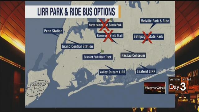 通勤災難不斷 紐約市陷入「地獄夏天」