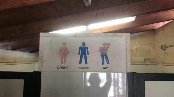 義大利餐廳設「基佬」廁所惹公憤