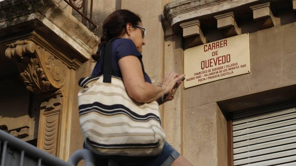 加泰城鎮要移除西班牙人地名 畫家高也都唔放過