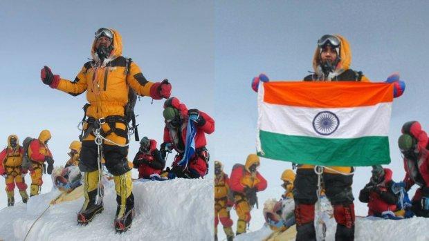 登聖母峰造假 印度警察被撤職