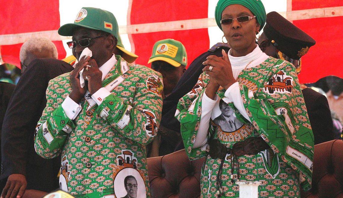 穆加貝夫人南非涉嫌襲擊少女 被傳召上庭卻失蹤?