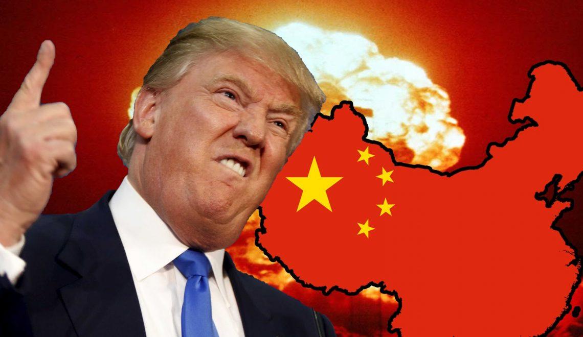 侵:中美關係嚴重受損 唔考慮第二輪貿易協定