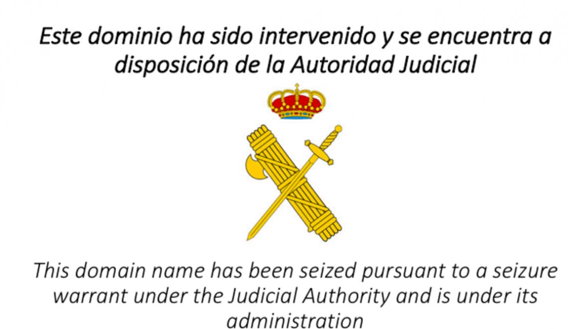 西班牙政府針對公投網站 最新網址竟然扮西班牙首相粉絲club