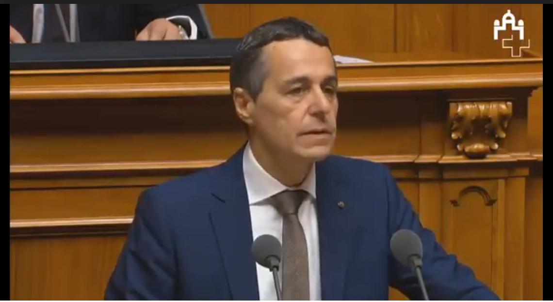 瑞士行政局18年黎終於有義語人士再入閣