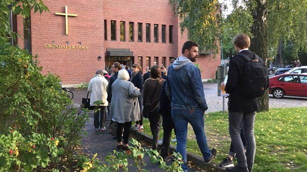 瑞典教會都有選舉?反移民政黨參選得票劇增?