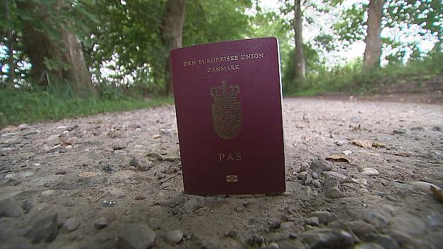 德丹邊境跑神根區內選手都要帶護照?