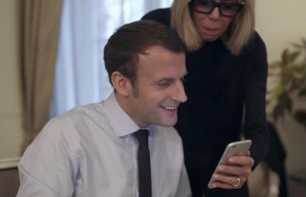 法國文部省要學校禁帶電話 因為總統開會都要交出手提?
