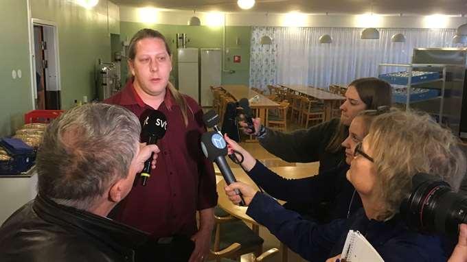 瑞典左膠男政客 日前係持刀威脅下被強姦?
