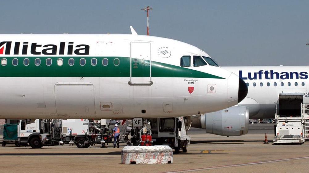 漢莎航空有興趣「重建」義大利航空?