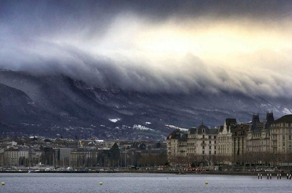 瑞士出錢研究過往「海嘯」 協助預測未來災害
