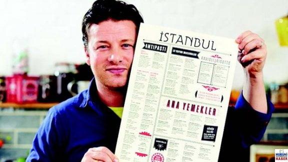 Jamie Oliver 伊斯坦堡餐廳蝕近千萬英鎊 被勒令清盤