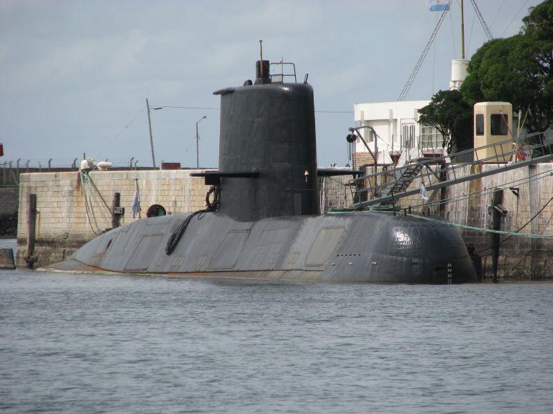 阿根廷海軍沈船 竟然要靠駐奧地利大使認證爆炸?