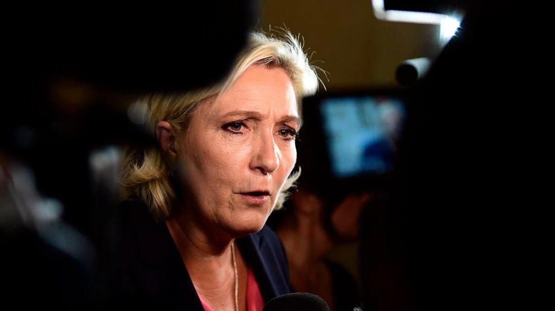 法國民陣線指匯豐等銀行發布「伊斯蘭教令」封殺佢地銀行戶口