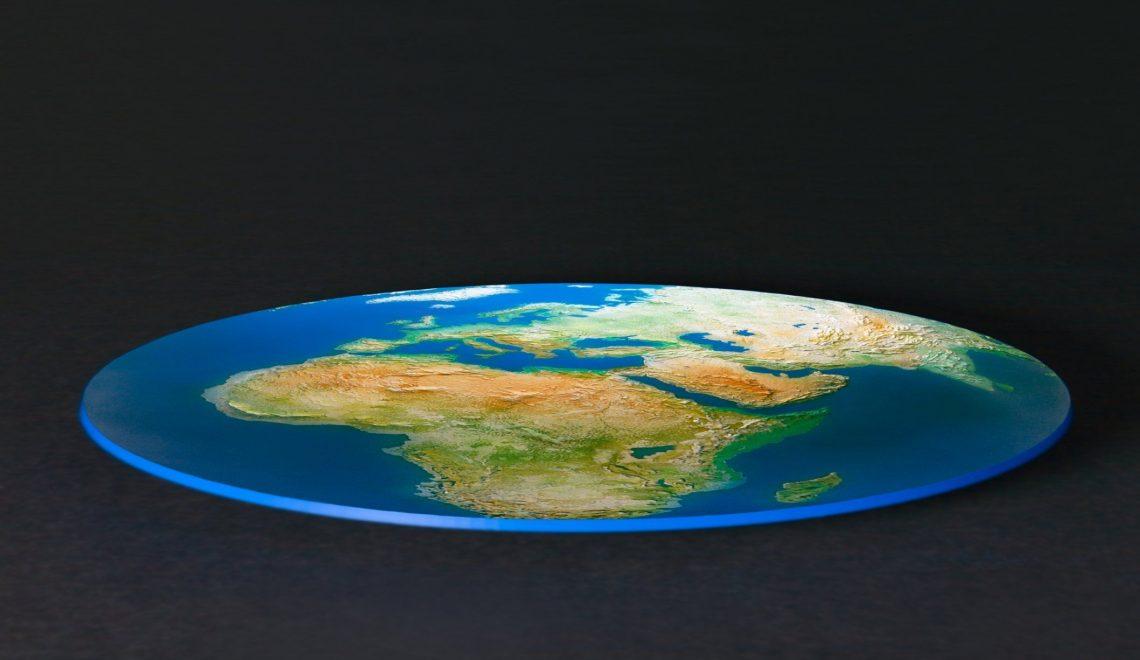 美帝地方竟然有「地球係平」學術研討會議