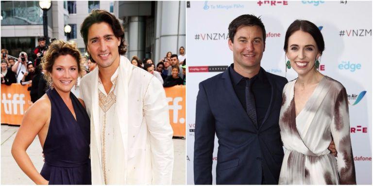 當勞侵又認錯人 紐西蘭總理當成加拿大總理夫人?