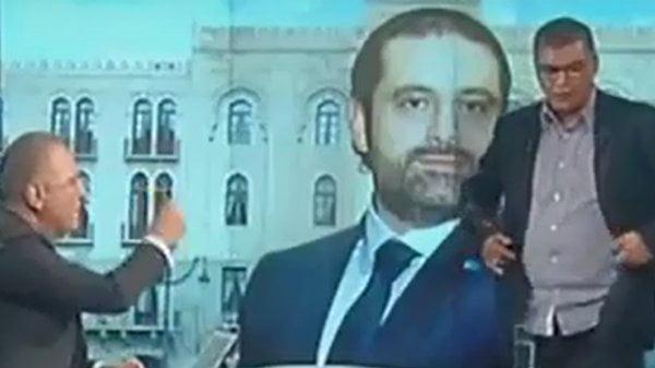 黎巴嫩政局緊張 直播節目親真主黨教授被趕離場?