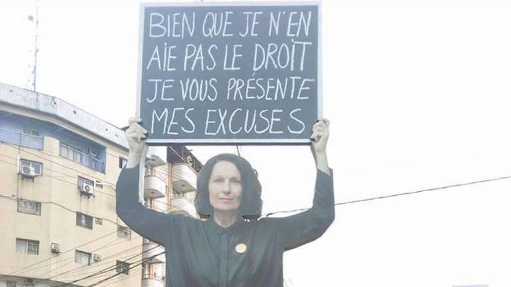 法國佬係喀麥隆豎立雕像針對「移民罪行」道歉 一個禮拜都存活唔到?