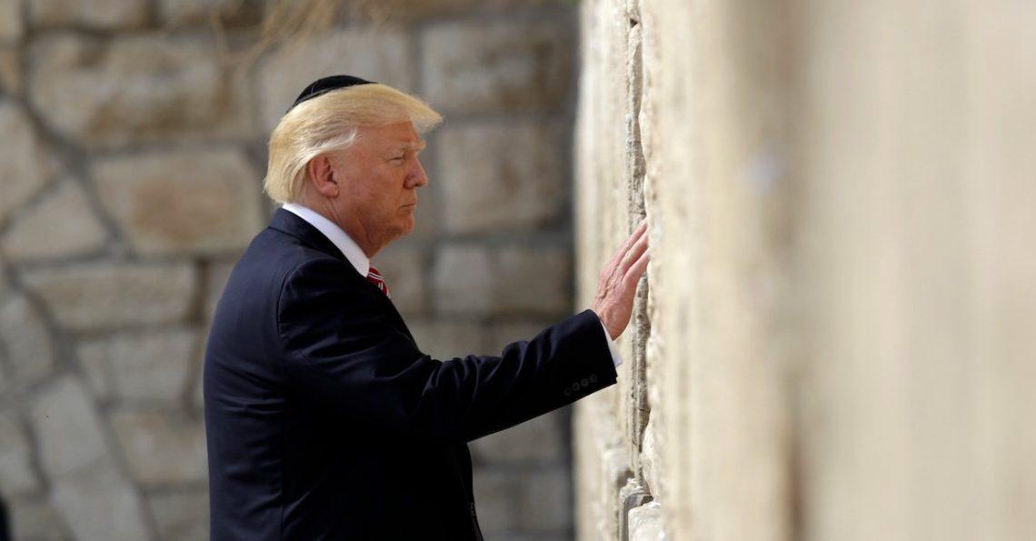 全球中伏!!!!!!!! 今天新聞鋪天蓋地全是耶路撒冷,通俄門聲音不見了?