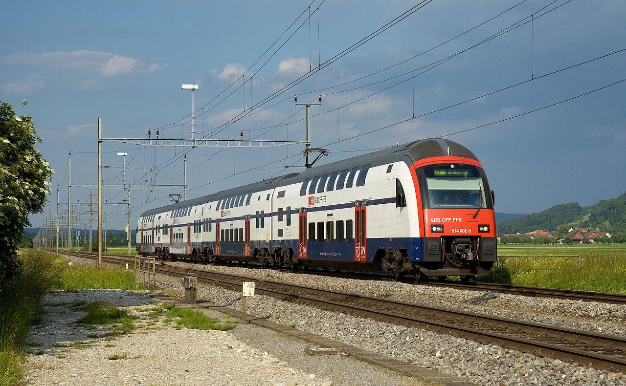蘇黎世鄉郊鐵路為節能 測試調低暖氣溫度2度到20度