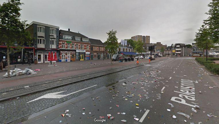 荷蘭城市真陰功 嘉年華之後先被拍街景 一地垃圾