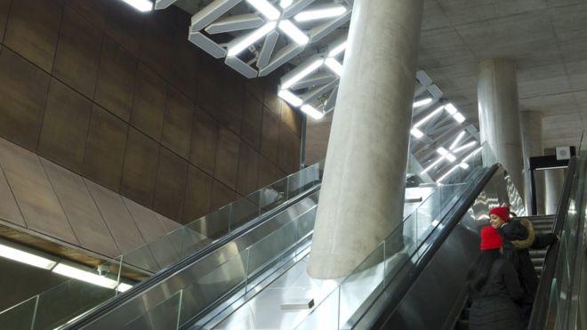 擔心市民打粗口 多倫多市政府決定唔開著地鐵車站藝術裝置