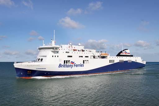 法國公司開新渡輪航線 來往西班牙愛爾蘭