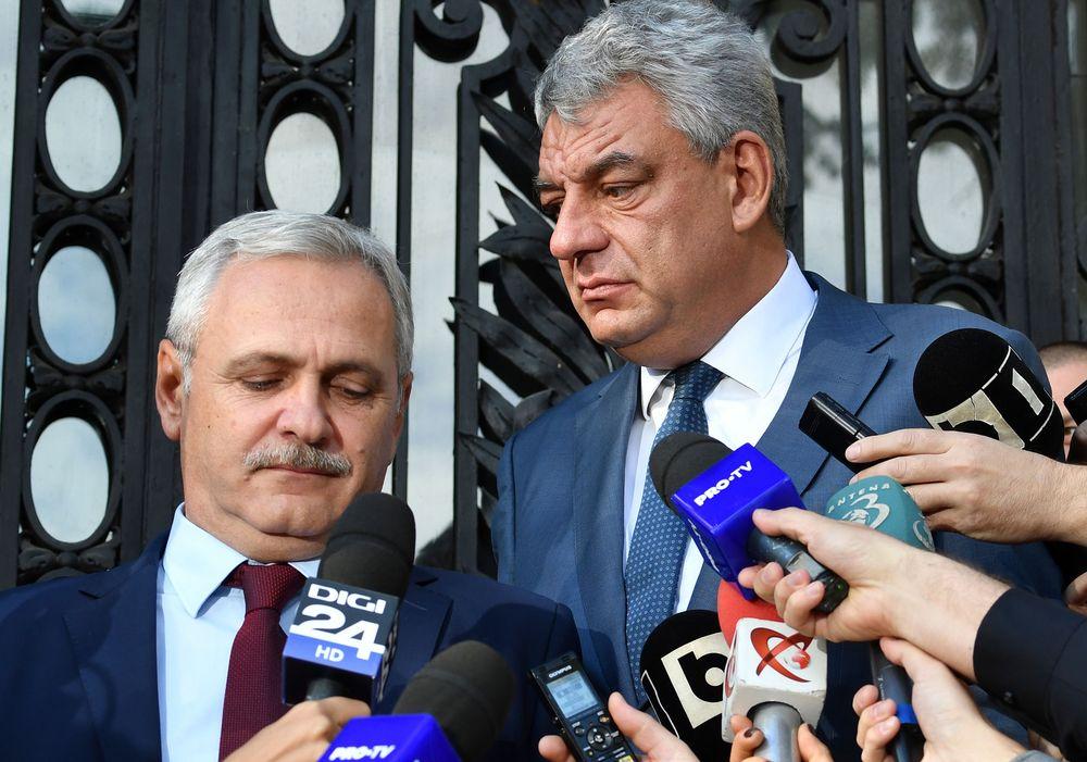 羅馬尼亞政局混亂 因為執政黨爭一年內第二位總理辭職?