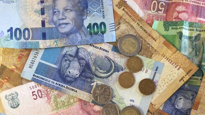 一度誤傳總統辭職 南非蘭特一度急升1.3%
