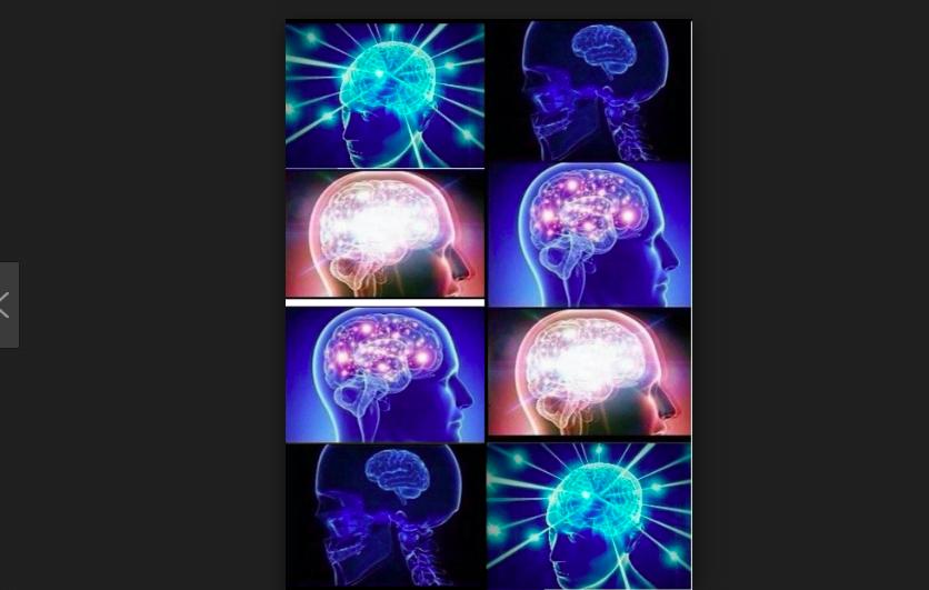 好朋友唔係無解釋 腦電波反應都一樣?