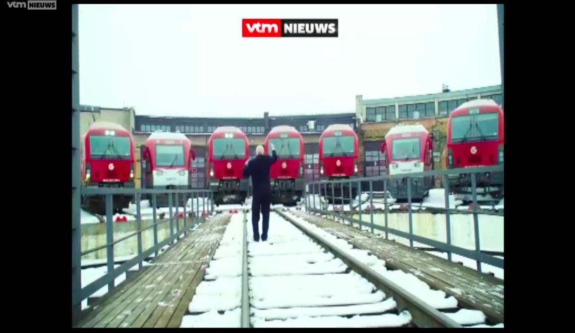 立陶宛國鐵紀念國家獨立百週年 搵火車頭黎「唱」國歌?