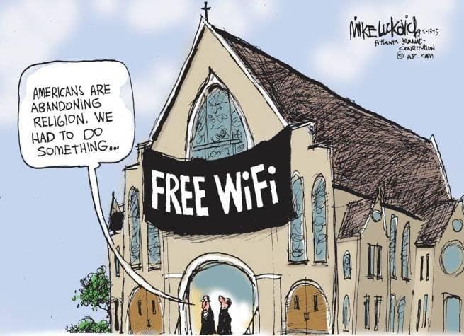 英國嘗試改善網速 政府同教會協議係社區鐘樓起發射站?