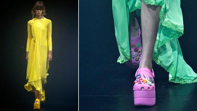 布殊鞋變 high fashion 仲要賣成7000蚊對?