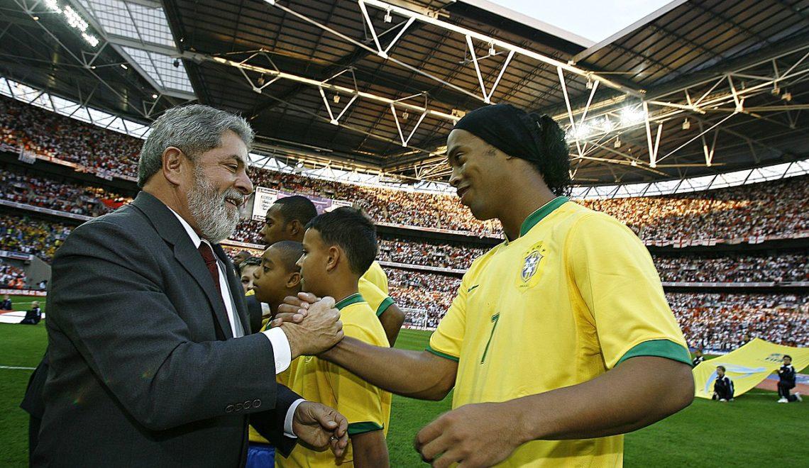 巴西前國腳朗拿甸奴將代表反同性戀黨參與國會選舉?