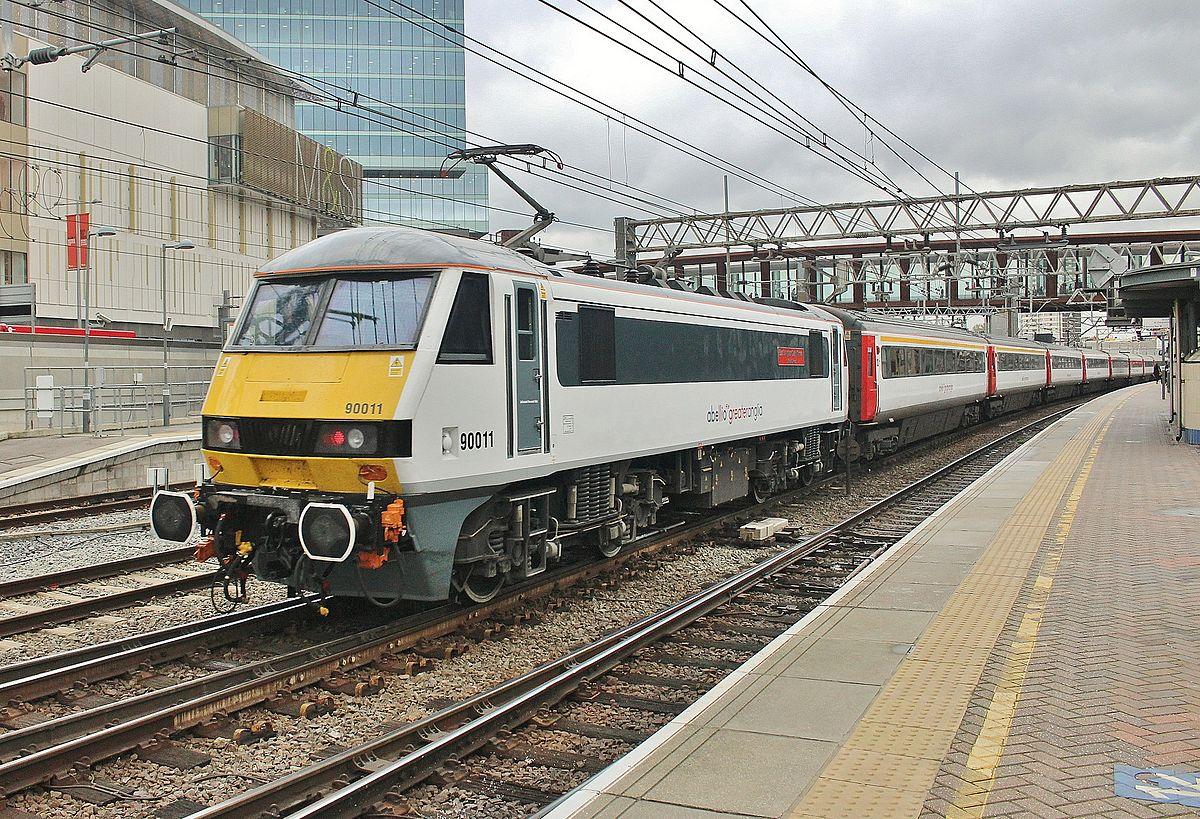 英鐵路公司唔賠償 搞到乘客 send 執達吏去lap物資?
