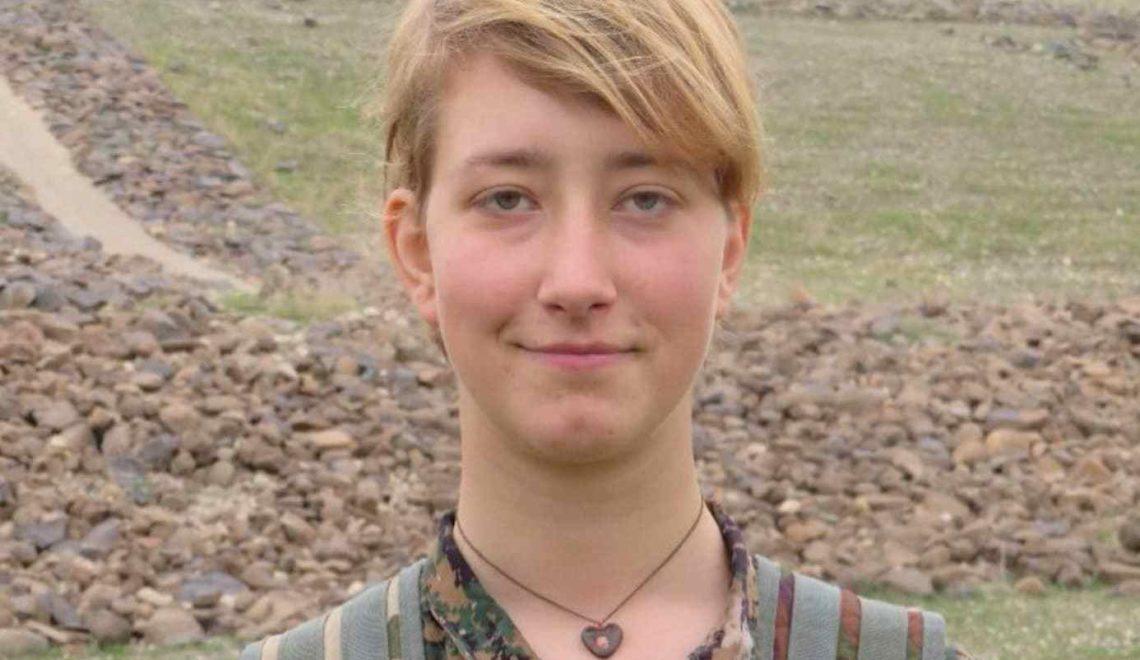 英女前往敘利亞助庫德族作戰 係突厥空襲中死亡