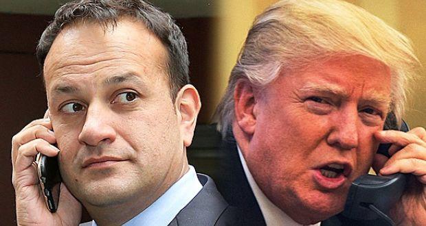 愛爾蘭反對華達卡會見侵 多人寫信抗議